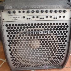 Instrumentos musicales: AMPLIFICADOR TORQUE FUNCIONANDO PERFERTAMENTE MODELO TRIO T 1003 MT,. Lote 37058081