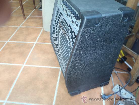Instrumentos musicales: AMPLIFICADOR TORQUE FUNCIONANDO PERFERTAMENTE MODELO TRIO T 1003 MT, - Foto 2 - 37058081