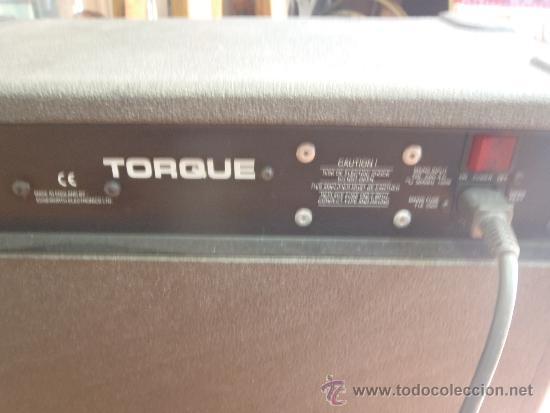 Instrumentos musicales: AMPLIFICADOR TORQUE FUNCIONANDO PERFERTAMENTE MODELO TRIO T 1003 MT, - Foto 4 - 37058081