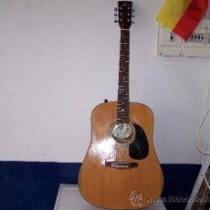 Instrumentos musicales: GUITARRA ACUSTICA NASHVILLE. Lote 37396897