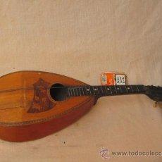 Instrumentos musicales: MANDOLINA ANTIGUA. Lote 37856551