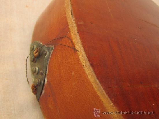 Instrumentos musicales: MANDOLINA ANTIGUA - Foto 3 - 37856551