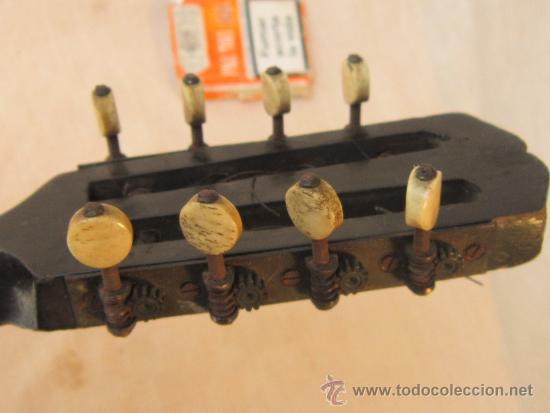 Instrumentos musicales: MANDOLINA ANTIGUA - Foto 5 - 37856551