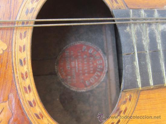 Instrumentos musicales: MANDOLINA ANTIGUA - Foto 7 - 37856551