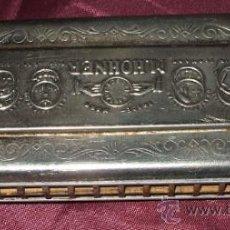 Instrumentos musicales: ARMONICA M. HOHNER PARA FADO ANTIGUA M.HOHNER O FADO PORTUGUEZ. Lote 38215466