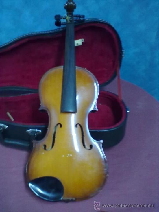 VIOLIN (Música - Instrumentos Musicales - Cuerda Antiguos)