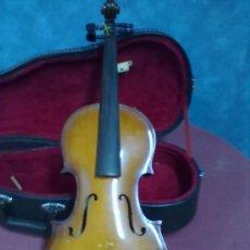 Instrumentos musicales: VIOLIN. Lote 38526067