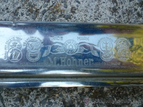 Instrumentos musicales: Armonica alemana M. Hohner - Foto 4 - 38836146