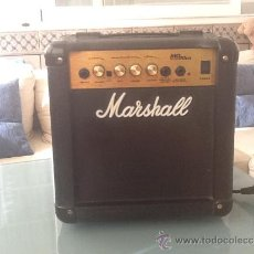 Instrumentos musicales: AMPLIFICADOR MARSHALL 10W SERIES MG 10 CD. Lote 38953472