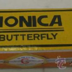 Instrumentos musicales: HARMONICA GOLDEN BUTTERFLY. Lote 39137415