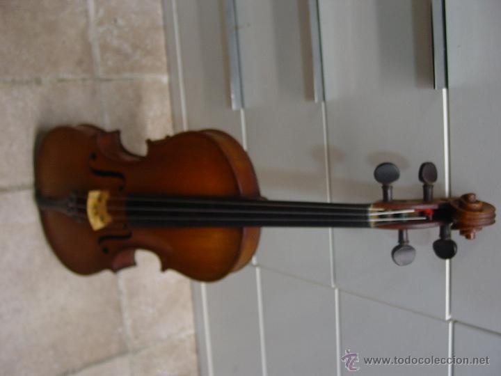VIOLIN JACOBUS STEINER.COIPIA FRANCESA 100 AÑOS. (Música - Instrumentos Musicales - Cuerda Antiguos)