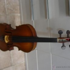 Instrumentos musicales: VIOLIN JACOBUS STEINER.COIPIA FRANCESA 100 AÑOS.. Lote 39503676