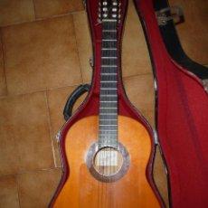 Instrumentos musicales: GUITARRA ESPAÑOLA HIJOS DE PEDRO MALDONADO, DE 1979. Lote 39894029