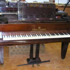 Instrumentos musicales: PIANO DE COLA ** R.GORS & KALLMANN ** BERLIN **PERFECTO**. Lote 40130142