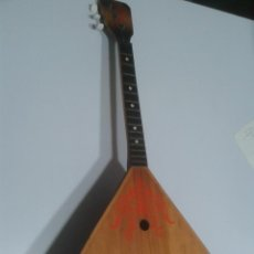 Instrumentos musicales: ANTIGUA BALALAIKA. Lote 40412164