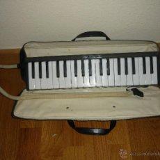 Instrumentos musicales: INSTRUMENTO MUSICAL PIANO DE VIENTO PIANICA YAMAHA 36 CON ESTUCHE ORIGINAL Y BOQUILLA ESTENSIBLE.. Lote 40528866