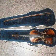 Instrumentos musicales: ANTIGUO VIOLIN FRANCES - (I-A-172). Lote 40937181