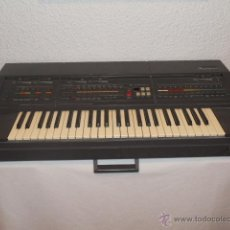 Instrumentos musicales: BONTEMPI HP550-20 (ECLIPSE) ORGANO COMBO TECLADO VINTAGE SYNTH RETRO. Lote 41011927