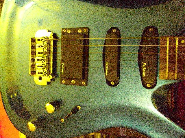 guitarra electrica parkson tipo strato nueva - Comprar Guitarras ...