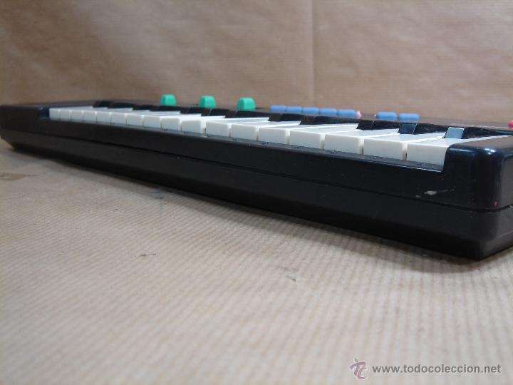 Instrumentos musicales: ORGANO TECLADO PIANO -CASIO PT-10 - JAPAN 80 s ¡¡¡FUNCIONA ¡¡ PT10 - Foto 5 - 41540639