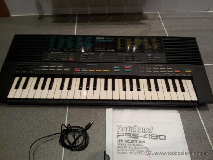 teclado electronico yamaha pss 480 portasound comprar teclados rh todocoleccion net yamaha portasound pss-480 manual Yamaha PSS- 560