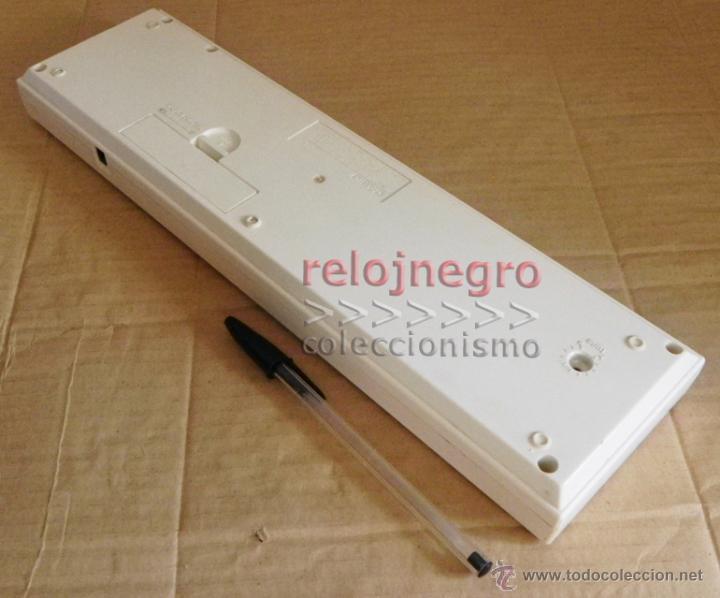 Instrumentos musicales: TECLADO CASIO PT-1 BLANCO INSTRUMENTO MUSICAL - NO FUNCIONA MÚSICA AÑOS 80 VINTAGE RETRO PT1 MÁQUINA - Foto 2 - 42155177