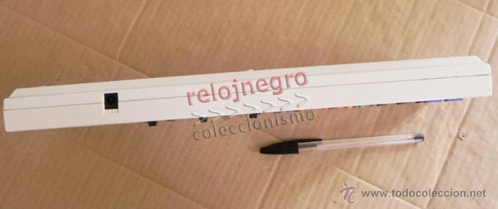 Instrumentos musicales: TECLADO CASIO PT-1 BLANCO INSTRUMENTO MUSICAL - NO FUNCIONA MÚSICA AÑOS 80 VINTAGE RETRO PT1 MÁQUINA - Foto 6 - 42155177