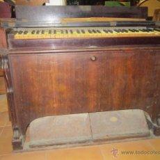 Instrumentos musicales: ANTIGUO ARMONIO FRANCÉS. DEBAIN AND CIE. 1867. NECESITA RESTAURACIÓN.. Lote 27417910