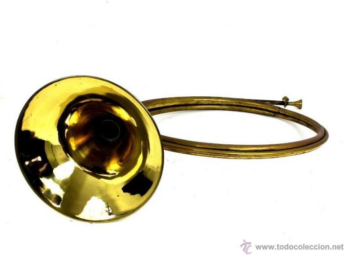 Instrumentos musicales: trompeta grande - Foto 2 - 90952327