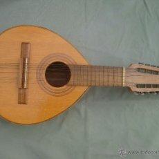 Instrumentos musicales: BANDURRIA -AÑOS 70. Lote 42359676