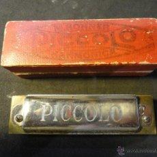 Instrumentos musicales: ARMONICA HOMNER. Lote 42467643