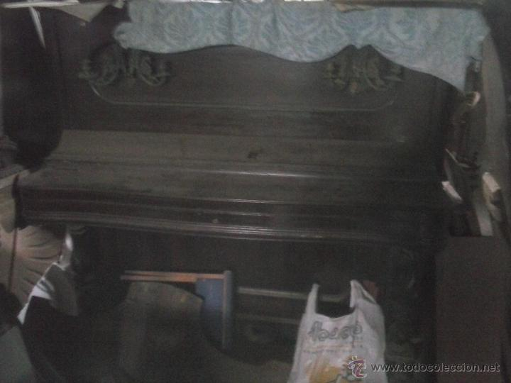 PIANO ANTIGUO (Música - Instrumentos Musicales - Pianos Antiguos)