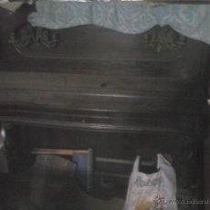 Instrumentos musicales: PIANO ANTIGUO. Lote 42565534