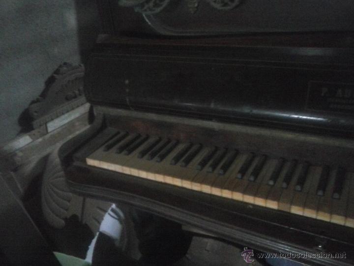 Instrumentos musicales: Piano antiguo - Foto 7 - 42565534