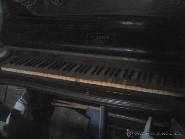 Instrumentos musicales: Piano antiguo - Foto 9 - 42565534