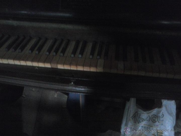 Instrumentos musicales: Piano antiguo - Foto 11 - 42565534