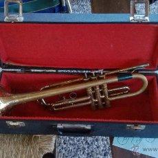 Instrumentos musicales: TROMPETA LEER. Lote 42693128