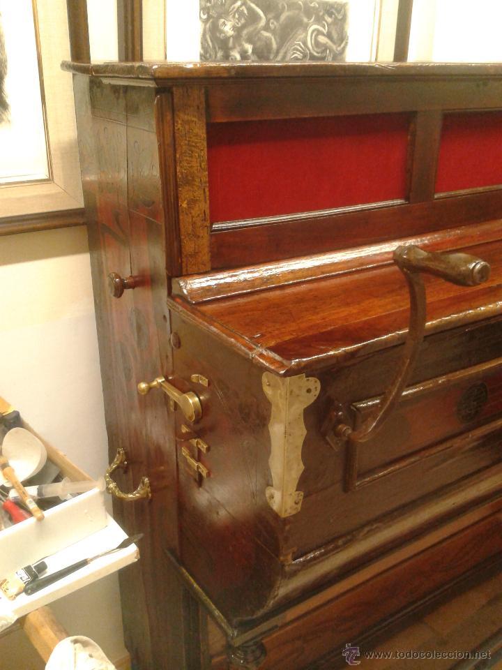 Instrumentos musicales: Organillo restaurado - Foto 9 - 18126461