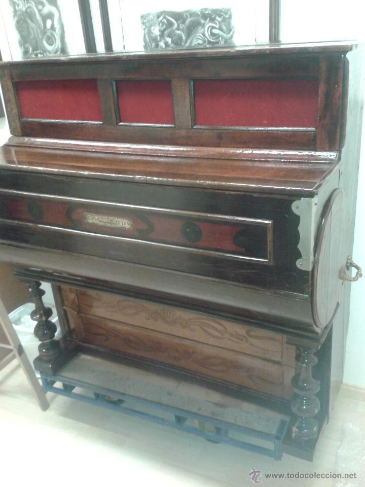 Instrumentos musicales: Organillo restaurado - Foto 10 - 18126461