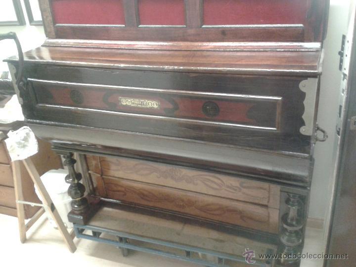 Instrumentos musicales: Organillo restaurado - Foto 11 - 18126461