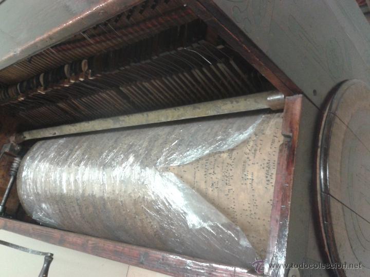 Instrumentos musicales: Organillo restaurado - Foto 13 - 18126461