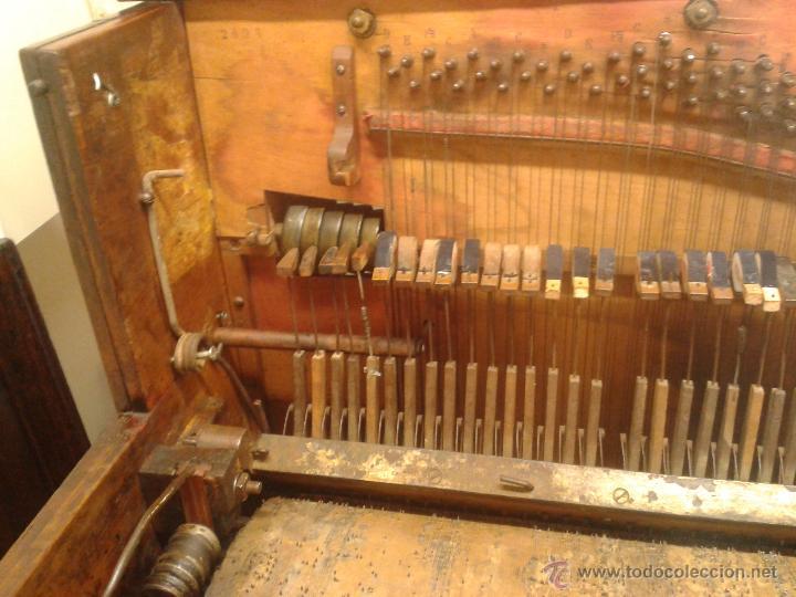 Instrumentos musicales: Organillo restaurado - Foto 14 - 18126461