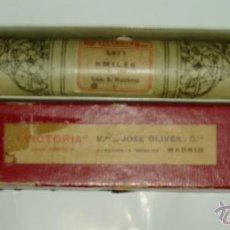 Instrumentos musicales: ROLLO PARA PIANOLA VICTORIA - FOX TROT. Lote 43269164