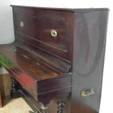 Instrumentos musicales: PIANO VERTICAL BOISSELOT Y CIA, - 1.847 - 404. Lote 43569476