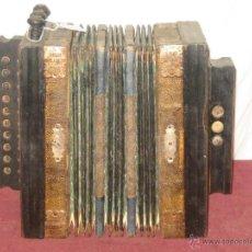 Instrumentos musicales: ACORDEON REGAL MELODION. GERMANY. Lote 43599728