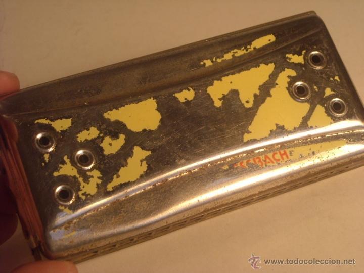 Instrumentos musicales: Antigua Armonica Vermona ?? made in Germany - Foto 2 - 43796715