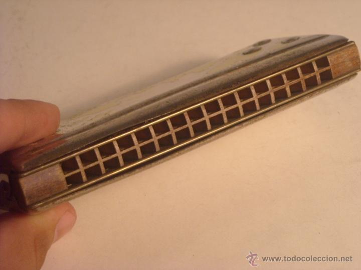 Instrumentos musicales: Antigua Armonica Vermona ?? made in Germany - Foto 6 - 43796715