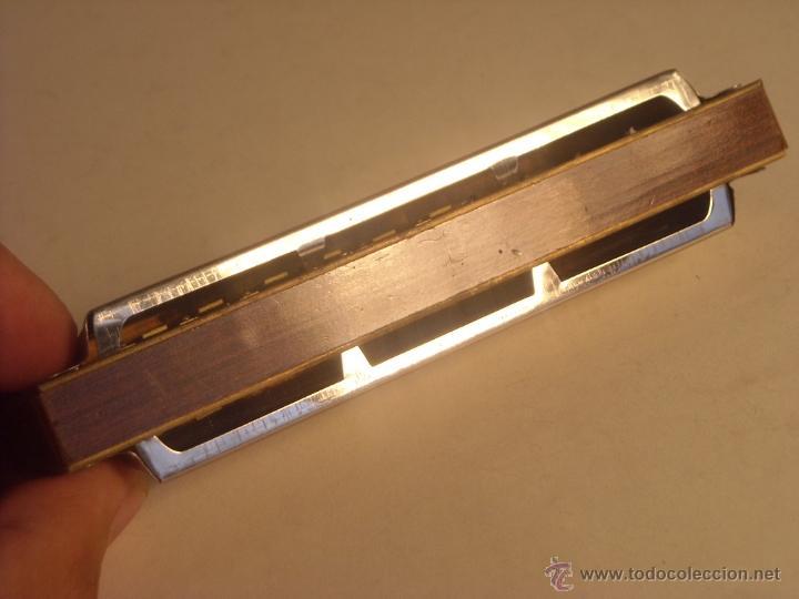 Instrumentos musicales: Antigua Armonica Vermona made in Germany - Foto 6 - 43796743