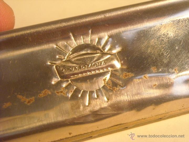 Instrumentos musicales: Antigua Armonica Vermona made in Germany - Foto 8 - 43796743