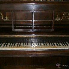 Instrumentos musicales: PIANO BERNAREGGI SIGLO XIX - 1880S 1890S. Lote 44349243